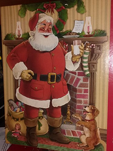 Santa's Snack 550 Interlocking Pieces 18 X 24 Jigsaw Puzzle - 1