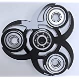 4 Gear Unique And Rare Finger Spinner | Hand Spinner || Exclusive Fidget || Spins Great || White Finger Hand Spinner... - B07219WM5S