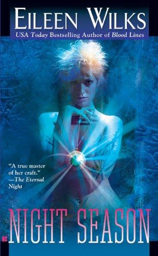 Image of Night Season (The World of the Lupi, Book 4)