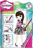 Crayola - Sticker Look Book, kit de creaci�n (26202)