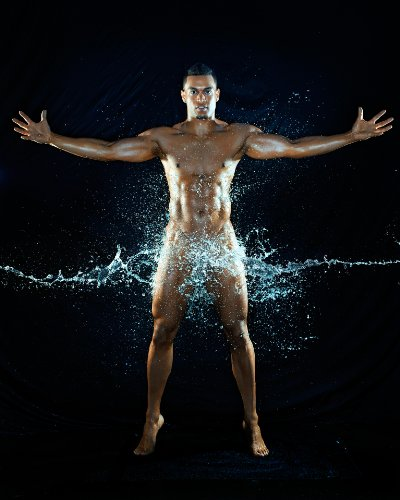 Giancarlo Stanton Poster Photo Limited Print Miami Marlins MLB Baseball Player Sexy Naked Nude Celebrity Athlete Size 16x20 #1 at Amazon.com