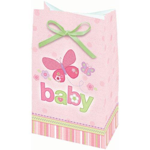 Carters Baby Girl Favor Bags front-1066903