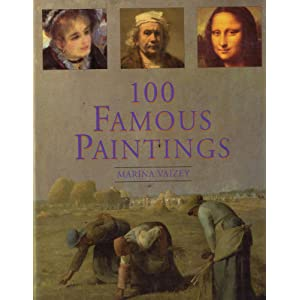100 famous paintings