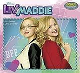 Disney Liv and Maddie 2015 Wall Calendar