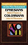 Acnt - Ephesians Colossians (Augsburg Commentary on the New Testament)