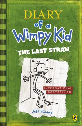 The Last Straw (Diary of a Wimpy Kid book 3) Image