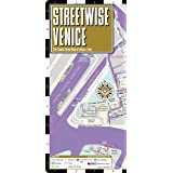 Streetwise Venice Map - Laminated City Center Street Map of Venice, Italy ~ Streetwise Maps