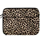VG Neoprene Zipper Sleeve Cover (Leopard) for Acer Aspire S7 / S5 / S3 Series 13.3 inch Ultrabook Laptops