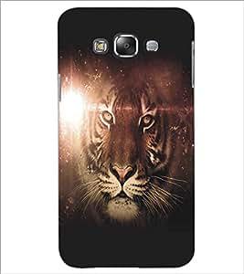 SAMSUNG GALAXY GRAND 3 TIGER Designer Back Cover Case By PRINTSWAG