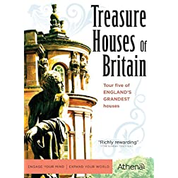 Treasure Houses of Britain