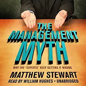 The Management Myth Audiobook