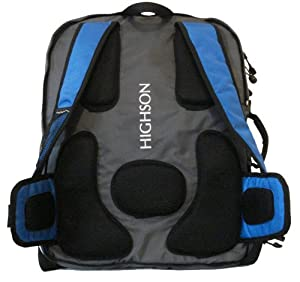 'HIGHSON SUIT COMMUTE' CYCLING COMMUTER BACKPACK SUIT / LAPTOP / SHOE CARRIER CYCLE BAG COURIER RUCKSACK