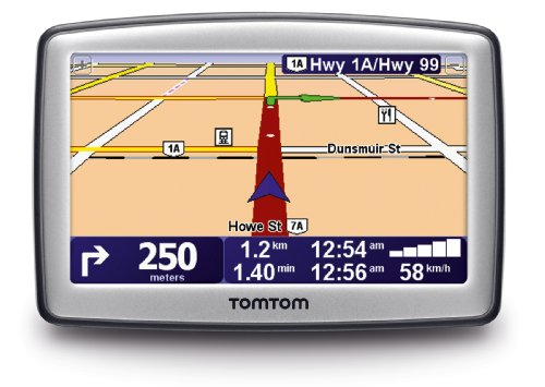 TomTom ONE XL 330 4.3-Inch Widescreen Portable GPS Navigator (French)