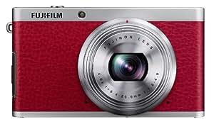Fujifilm XF1 12 MP Digital Camera with 3-Inch LCD Screen (Red)