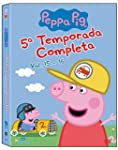 Peppa Pig - Temporada 5 [DVD]