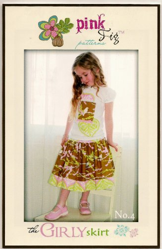 The Girly Skirt Sewing Pattern