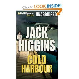 Jack Higgins - Cold Harbour Audiobook
