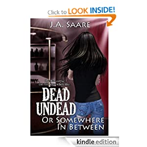 dead undead or somewhere in between cover