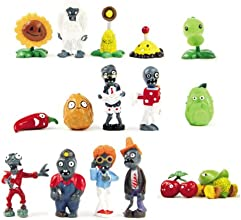 Luk Oil On Sale! Plants Vs Zombies Style Role Figures Display Best Gifts for Any Plants Vs Zombies Fans Generation 1&2 Different Combinations to Choose From