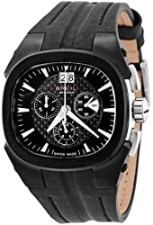 Breil Milano Men's BW0414 Eros Analog Black Dial Watch
