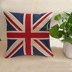 UK Pillow Cushion Cover