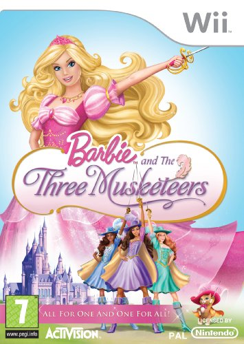 Barbie and the Three Musketeers (Wii)