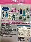 1 Pack of Zaini Frozen Mini Creamy Milky filled Chocolate, Free Gift