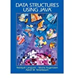 img - for [(Data Structures Using Java )] [Author: Yedidyah Langsam] [Mar-2003] book / textbook / text book