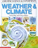 Weather and Climate (0590487043) by Fiona And Francis Wilson Watt