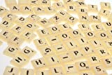 Scrabble Letter Spares Tiles with Numbers