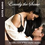 Exactly the Same: A Collection of Five Erotic Stories | Miranda Forbes (editor),Jordana Winters,Sue Williams,DJ Kirkby,Sally Quilford,Eva Hore