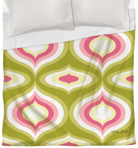 Coral Colored Bedding Sets back-1030461