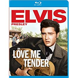 Love Me Tender [Blu-ray]