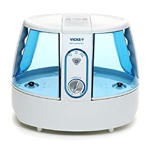 Amazon Com Vicks Uv Germfree Warm Mist Humidifier 1 Ea