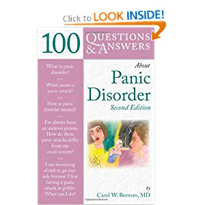 100 Questions & Answers About Panic Disorder, Second Edition