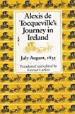 Journey in Ireland (086327269X) by Tocqueville, Alexis de