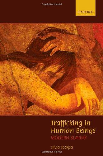 Trafficking in Human Beings: Modern Slavery