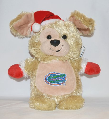 Florida Gators Christmas Bear by Forever Collectables - 1