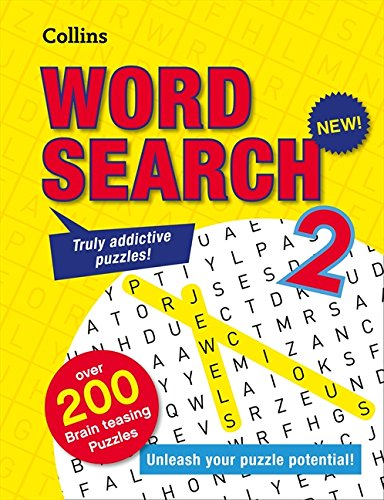 Collins Word Search: Book 2
