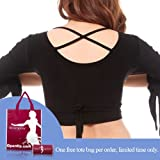 Bellyqueen™ Belly Dance Wrap Top