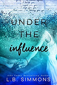 Under The Influence by L.B. Simmons ebook deal