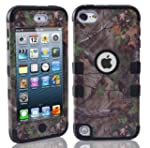 Candywe iPod Touch 5 Case 3in1 Tree C...
