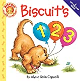 img - for Biscuit's 123 book / textbook / text book