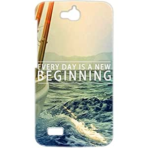a AND b Designer Printed Mobile Back Cover / Back Case For Huawei Honor Holly (HON_HOL_3D_1412)