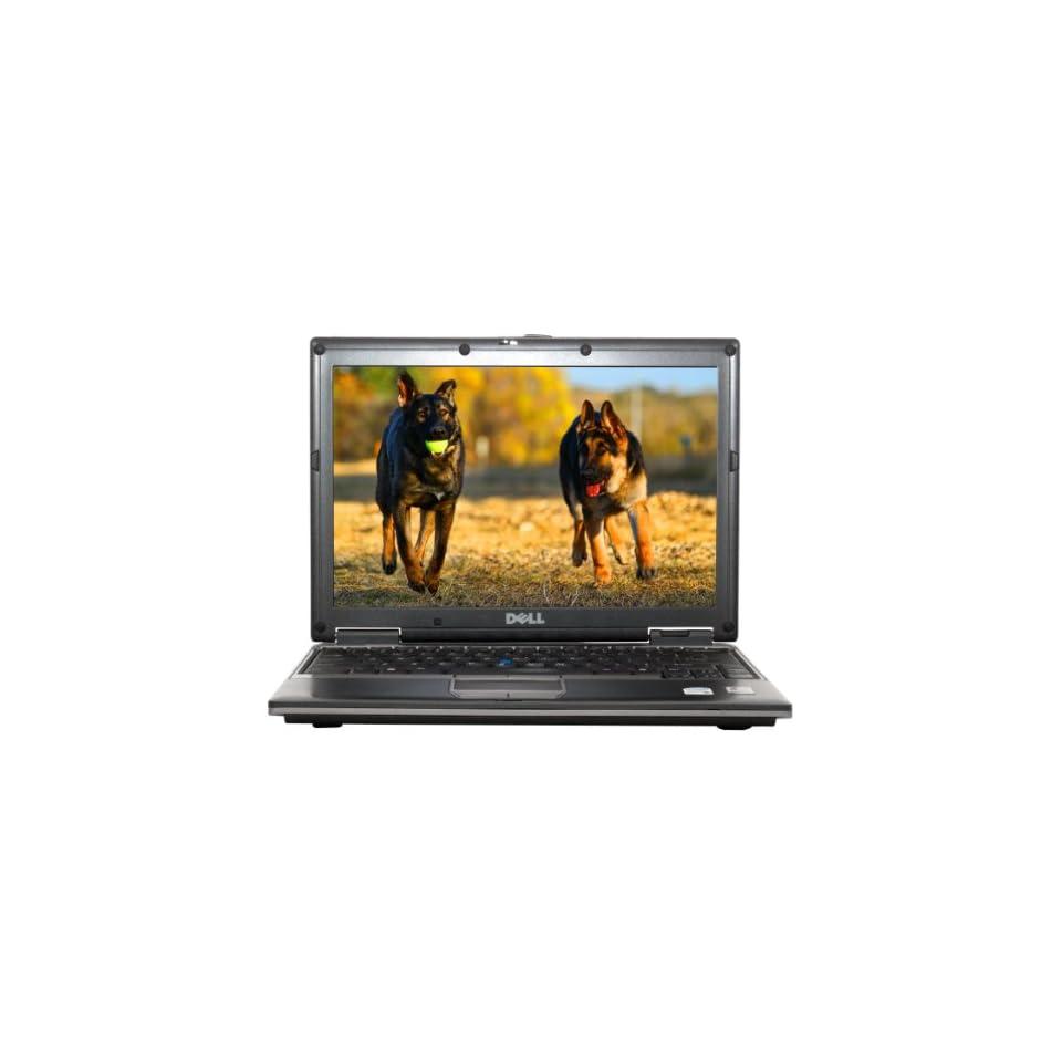 Dell Latitude D430 12.1 Laptop (Intel Core Duo 1.2Ghz, 60GB Hard Drive, 1024Mb RAM, DVD/CDRW Drive, XP Profesional)