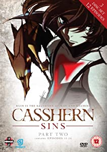 Casshern Sins - Part 2 [DVD]