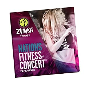 Buy Zumba Fitness Exhilarate Nations Fitness-Concert DVD by Zumba Fitness