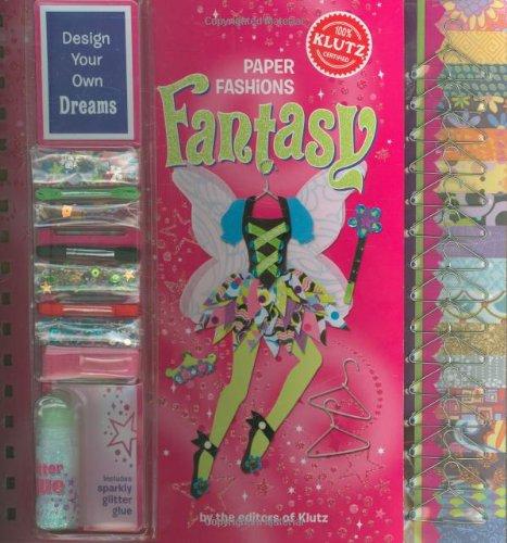 Paper Fashions Fantasy (Klutz)