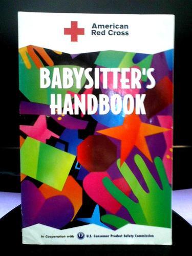 red cross babysitting handbook pdf
