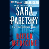 Bitter Medicine: V. I. Warshawski #4 | Sara Paretsky